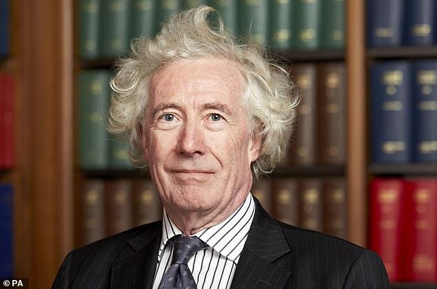 Former top judge brands coronavirus curbs tyrannical