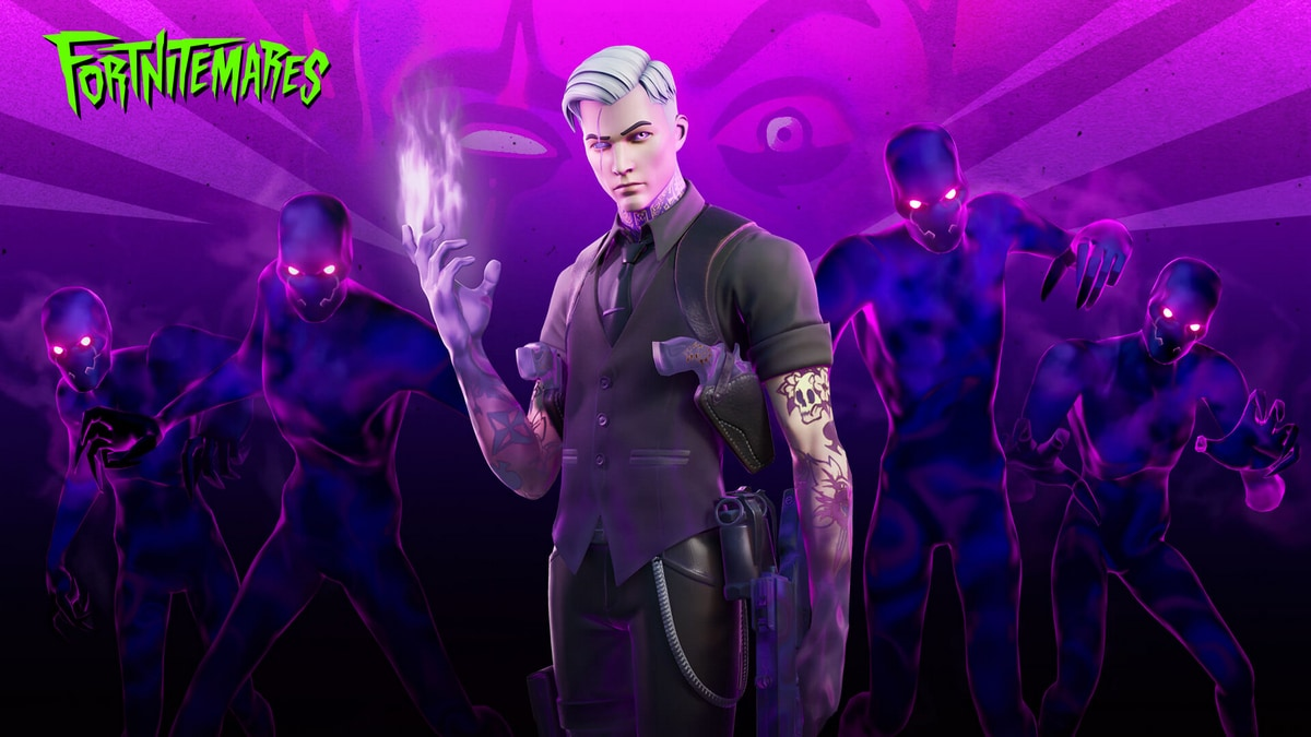Fortnite Event Lets You Rejoin a Match as a Ghost After Dying