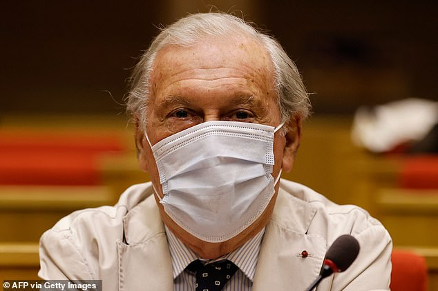 France coronavirus: True daily case toll probably above 100,000, top scientist admits