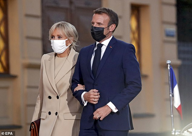 French First Lady Brigitte Macron S First Husband Dies A Recluse Aged 69 The State