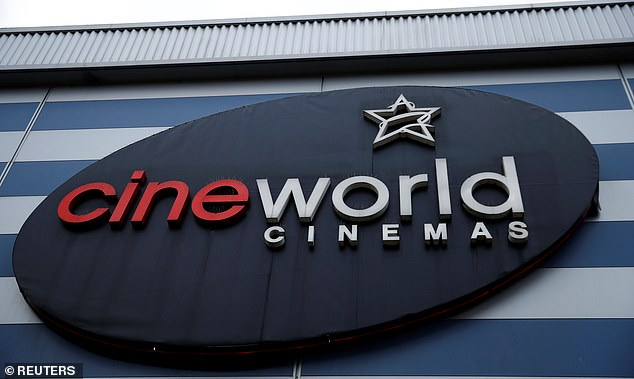 Furious Cineworld staff slam firm after finding out online about closure of its 128 UK cinemas