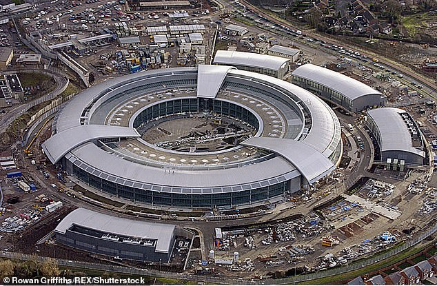 GCHQ (pictured) had a 'colour bar' on employees for nearly three decades