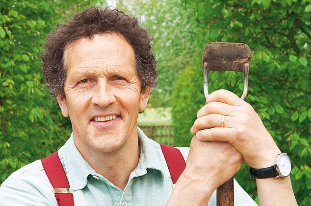 Gardening expert Monty Don says wolves should be reintroduced to the countryside