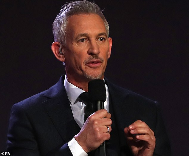 Gary Lineker signs £1.2million deal to remain the face of Walkers Crisps until 2023