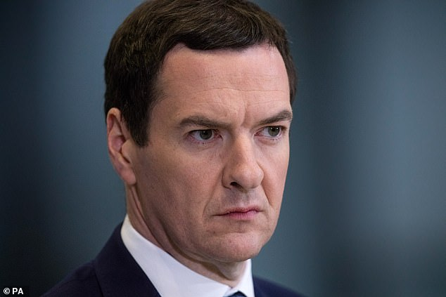 George Osborne says Government free school meals U-turn 'inevitable'