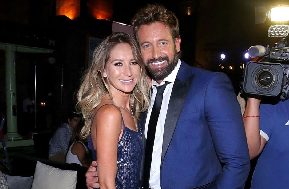 Geraldine Bazán gives Gabriel Soto a vote of confidence to take care of his daughters | The NY Journal