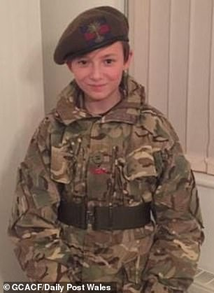Girl, 13, is found hanged in her bedroom as tributes are paid to caring and popular Army cadet
