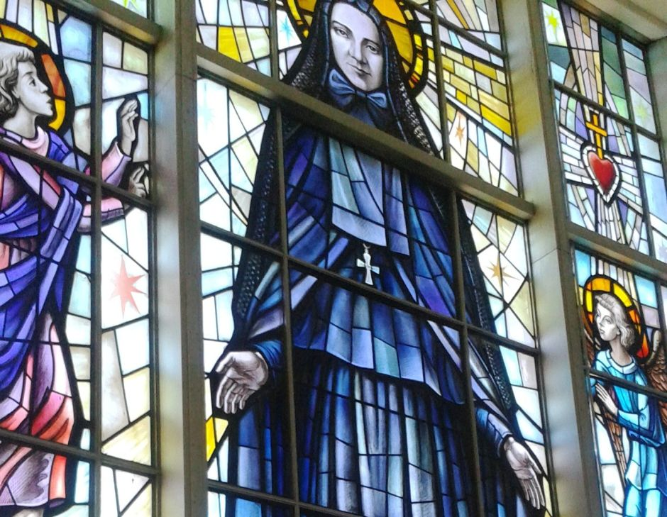 Governor imposed on New York mayor: inaugurated statue of Mother Cabrini, patron saint of immigrants | The NY Journal