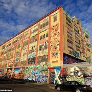 Graffiti artists WILL receive $6.7million payout from landlords