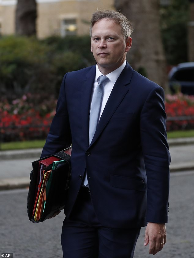 Grant Shapps admits too many new cycle lanes are 'unused'