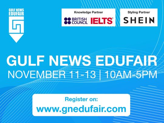 Gulf News EduFair: All you need to know about studying in the UAE under one virtual roof