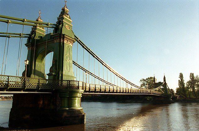 Hammersmith Bridge will take six-and-a-half YEARS to repair and won't be opened until at least 2027