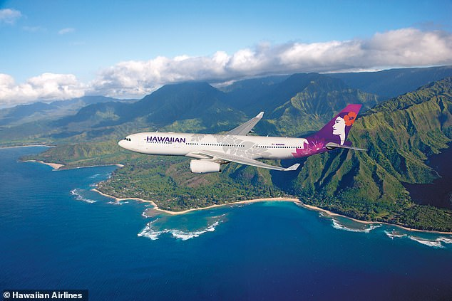 Hawaiian Airlines resumes services to Boston, New York and the rest of its 13-city mainland network