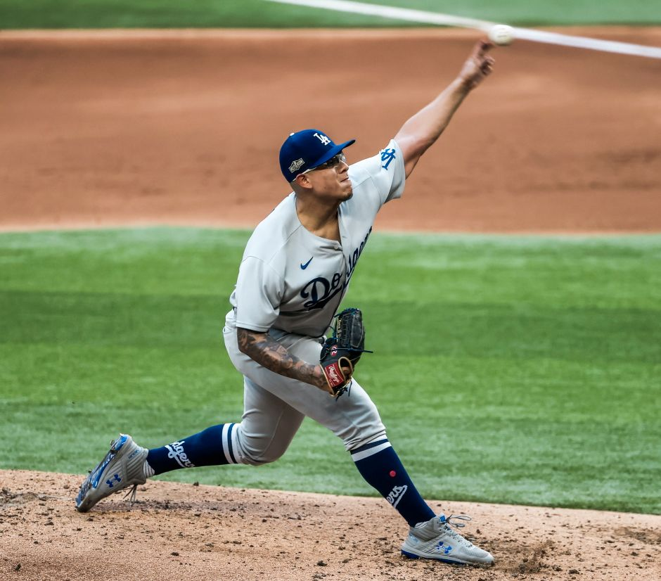 Historic Mexican: Julio Urías equaled Fernando Valenzuela's mark | The NY Journal