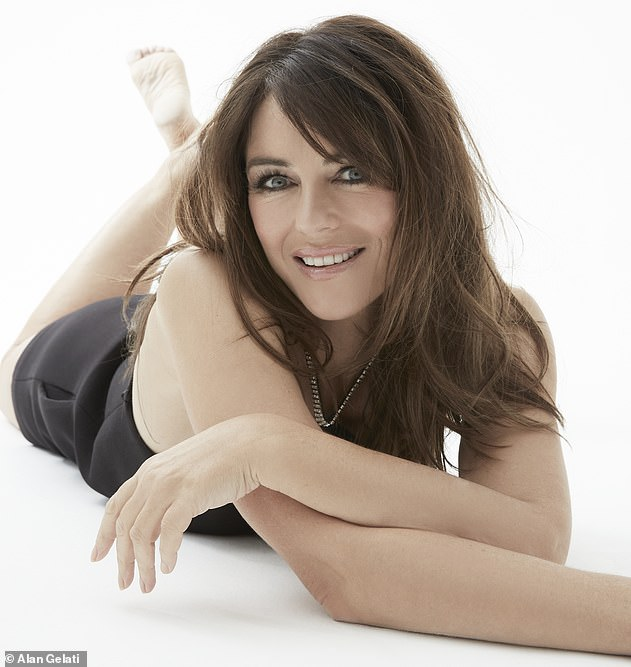 How Elizabeth Hurley healed her rift with her son Damian's father Steve Bing months before he died