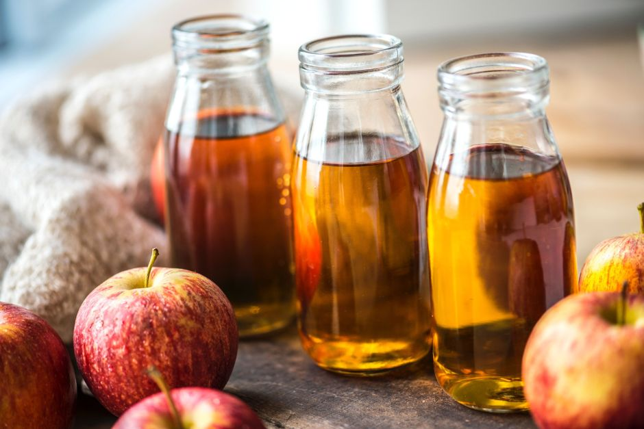 How much apple cider vinegar is healthy to consume? | The NY Journal