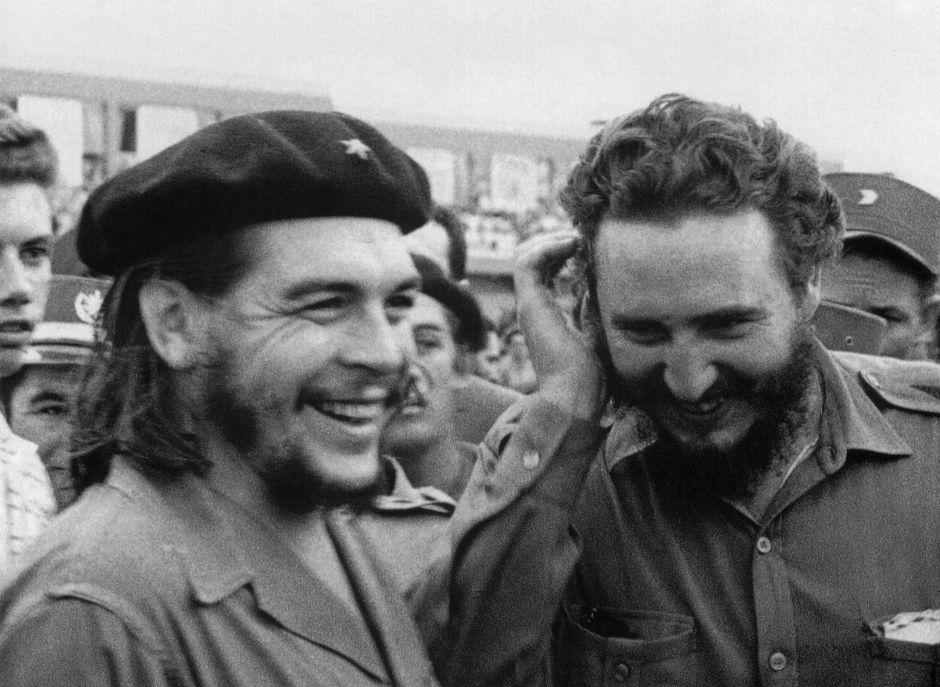 How much money did Che Guevara have?   The NY Journal