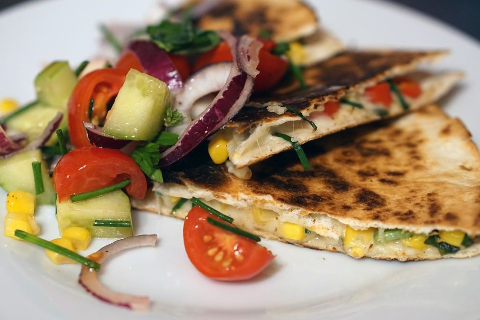 How quesadillas can be a very nutritious, healthy and filling breakfast | The NY Journal