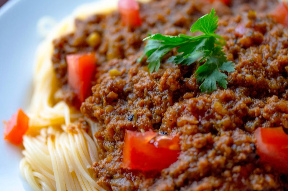 How to make bolognese with lentils and mushrooms | The NY Journal