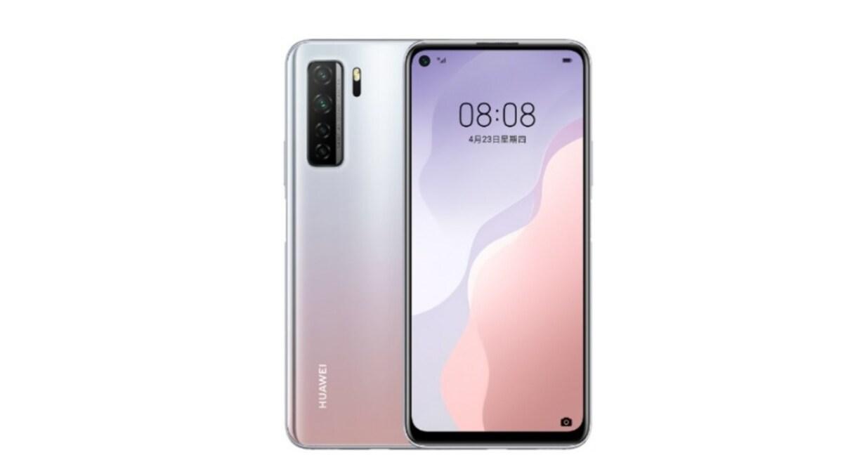 Huawei Nova 7 SE 5G Youth With MediaTek Dimensity 800U SoC Launched