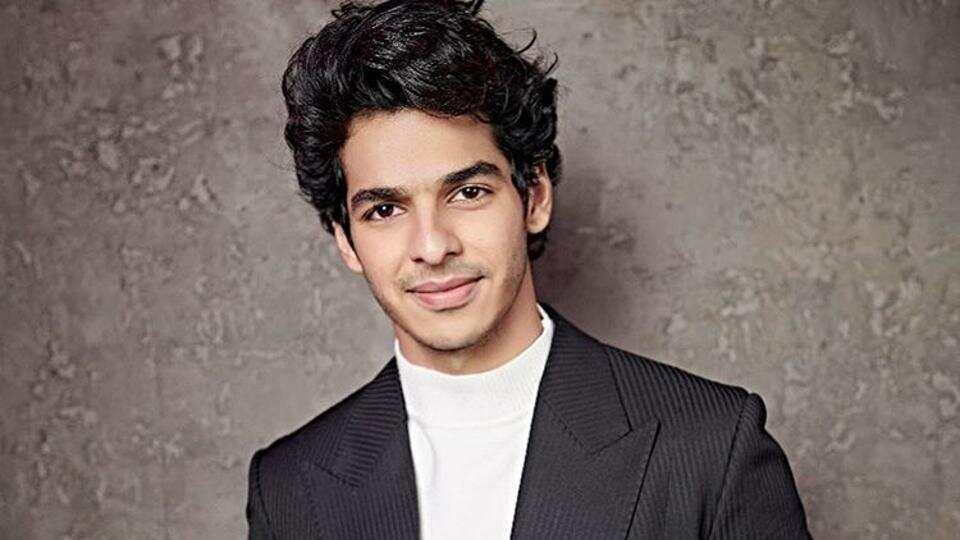 I value international recognition and making a name in my own country- equally: Ishaan Khatter