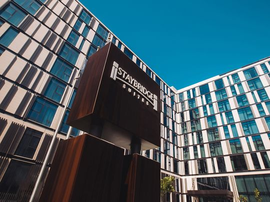 IHG opens first Staybridge Suites in Dubai South