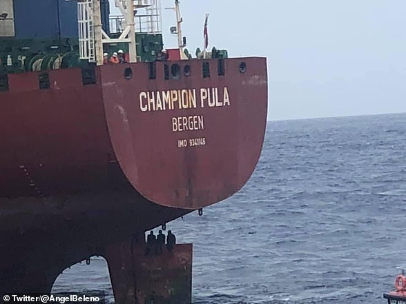 IOW tanker hijack: Bailed Nigerian migrants in Border Force custody