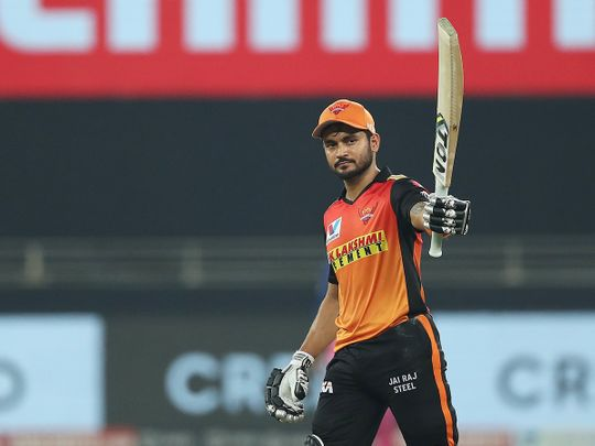 IPL 2020 in UAE: Smith's Rajasthan Royals go down to Warner's Sunrisers Hyderabad – in pictures