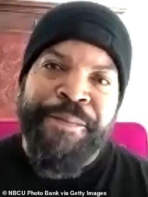 Ice Cube says CNN cancelled his interview with Chris Cuomo because they 'can't handle the truth'