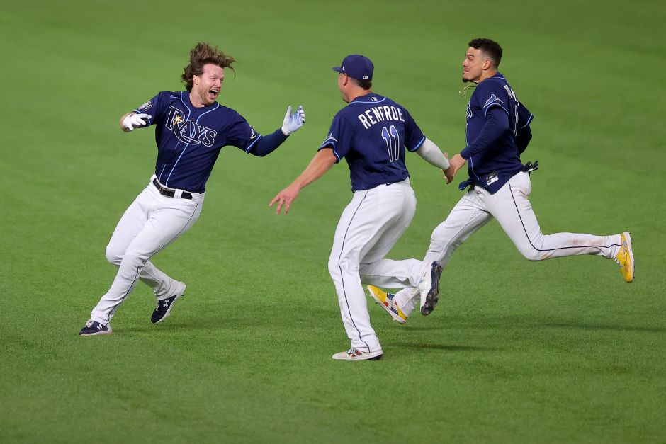 In unpredictable ending, Rays beat Dodgers and tied the series | The opinion