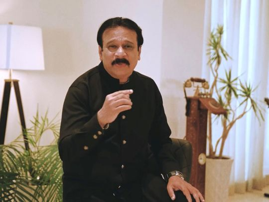 Indian advocate in Dubai back in showbiz with a song marking 40 years of musical journey