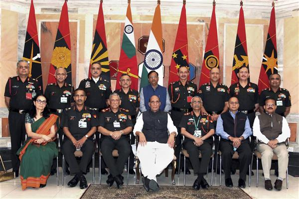 Indian troops standing firm; talks with China to continue: Rajnath Singh