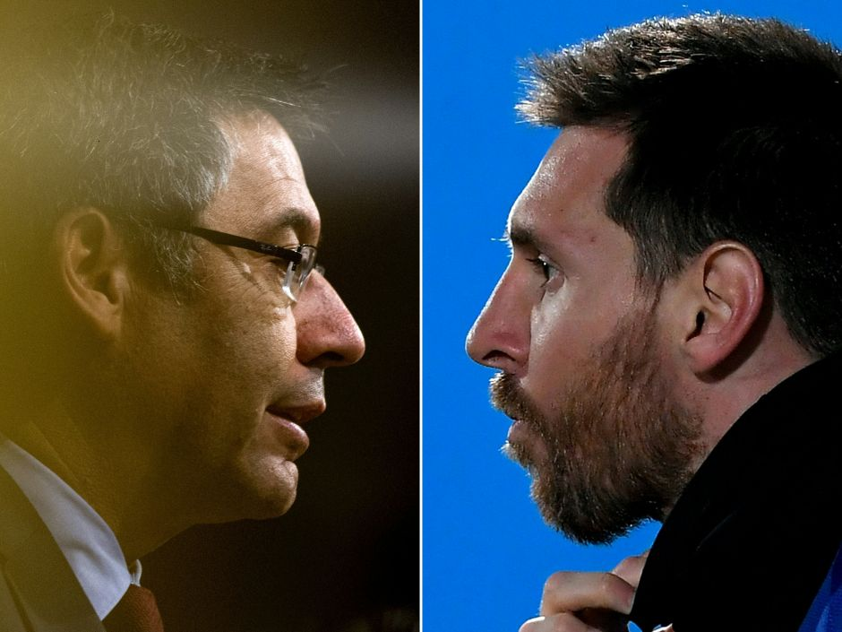 """""""It did not cross my mind to resign for him"""": Josep María Bartomeu spoke for the first time about the Messi case   The NY Journal"""