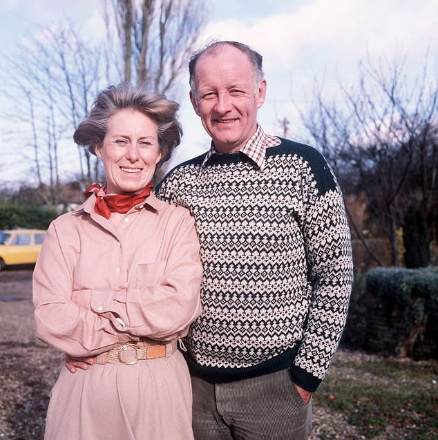 It was the downfall of Frank Bough (and the wife who stood by him) that was such a tale of our times