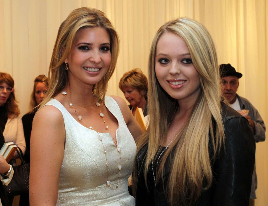 Ivanka Trump's mistake about her sister Tiffany's birthday   The NY Journal