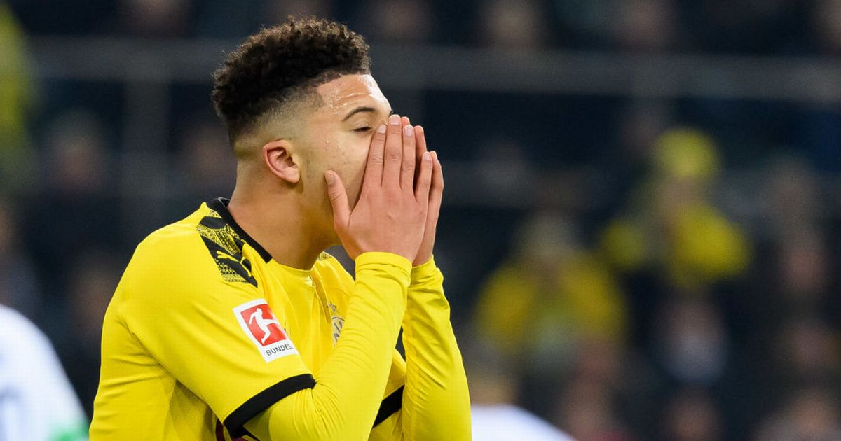 Jamie Redknapp suggests Liverpool should sign Jadon Sancho to spite Man Utd