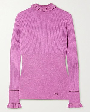 Jazzy jumpers: FEMAIL picks out the best buys for embracing this season's knitwear trends
