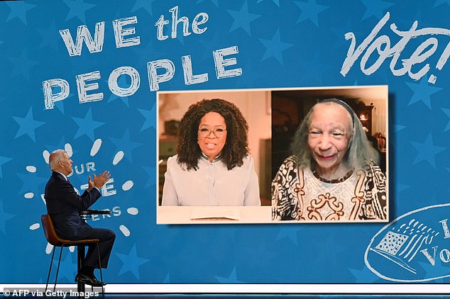 Joe Biden tells Oprah Winfrey son Hunter 'smartest guy I know'