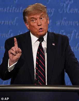 Joe Biden's campaign confirm he said 'inshallah' during presidential debate