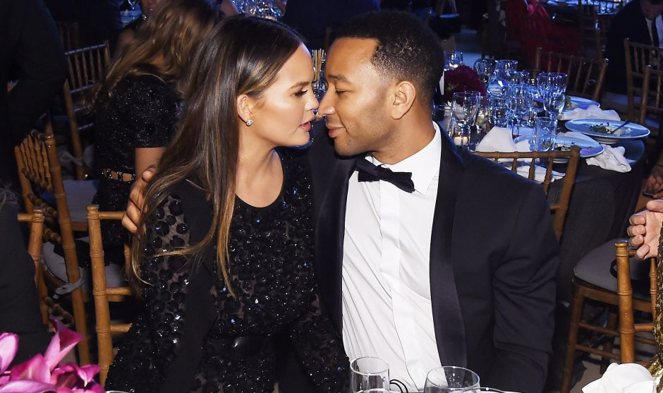 John Legend breaks down in tears as he says a word to Chrissy Teigen after they recently lost their baby | The NY Journal