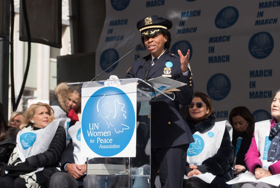 Juanita Holmes Makes History As First Woman Named NYPD Chief of Patrol | The NY Journal