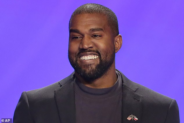 Kanye West discloses he's worth 'hundreds of millions of dollars' (not billions!) in FEC documents