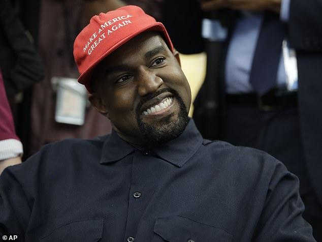 Kanye West sends condolences to Donald Trump amid COVID-19 illness after landing California ballot