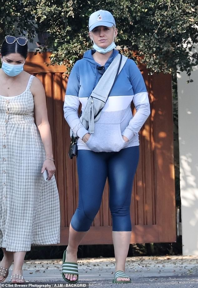 Katy Perry tours $4M home in Santa Barbara after welcoming daughter Daisy