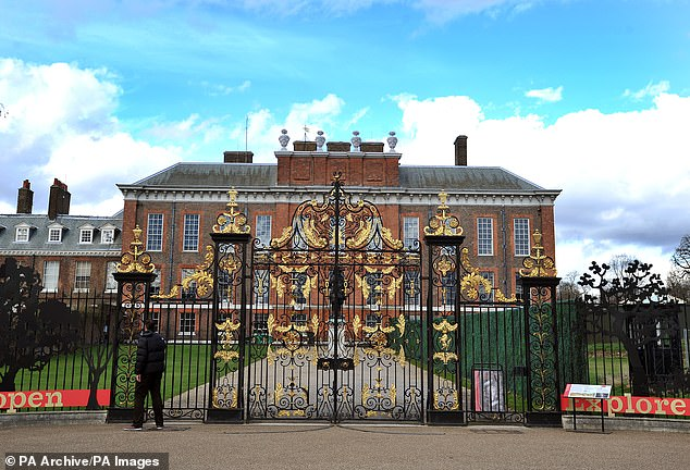 Kensington Palace among those being probed by TV historian investigating slave trade links