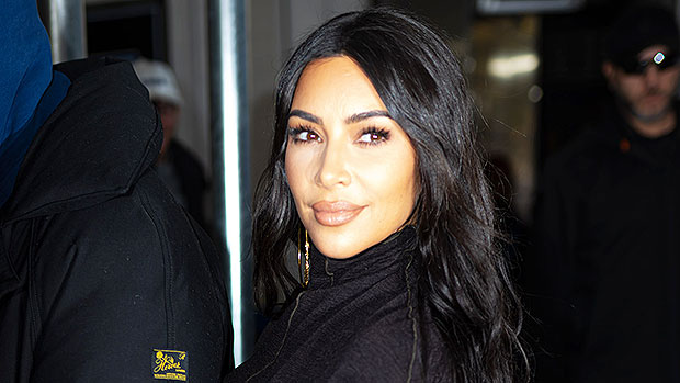 Kim Kardashian Deliberately Shows Off Sexy Thong In Backless Givenchy Dress Before 40th Birthday