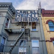 Large corporate landlords have filed eviction actions against 10,000 tenants since September