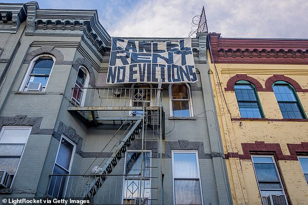 Big corporate landlords have filed nearly 10,000 eviction actions in courts across five states, even though a nationwide eviction moratorium, issued by the Centers for Disease Control and Prevention on September 4, bars them from evicting tenants who affirm they've been impacted by COVID-19