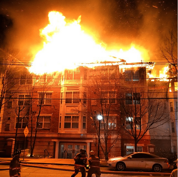 Latinas killed in fire in New Jersey rise to 5: hospitalized mother died | The NY Journal