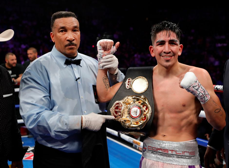 Leo Santa Cruz will dedicate his fight against Gervonta Davis to his father, who is a survivor of cancer and coronavirus | The NY Journal